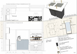 Entwurf Praxis Umbau