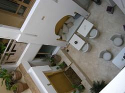 Innenraumgestaltung Marokko