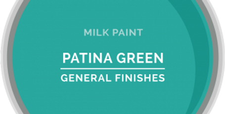 Patina Green General Finishes Quart