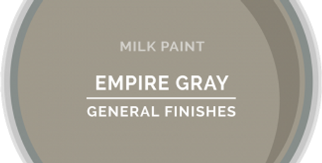 Empire Gray General Finishes Pint