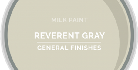 Reverent Gray General Finishes Pint