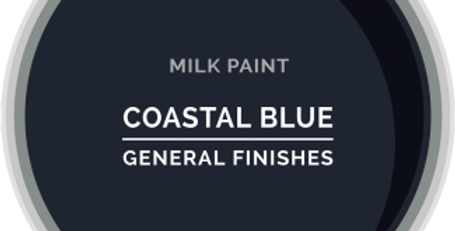 Coastal Blue General Finishes Quart