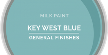 Key West Blue General Finishes Pint
