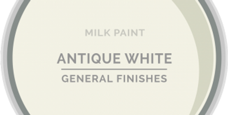 Antique White General Finishes Pint