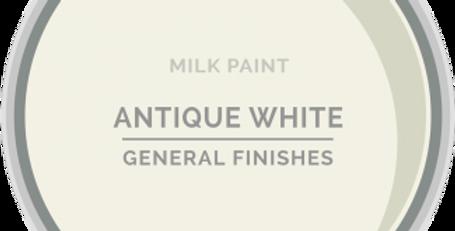 Antique White General Finishes Quart