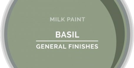 Basil General Finishes Pint