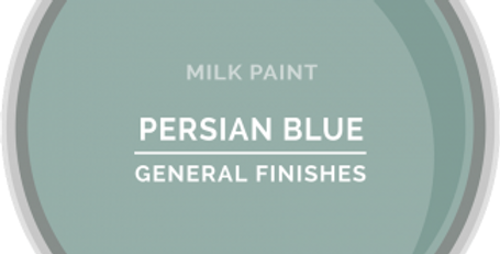 Persian Blue General Finishes Pint