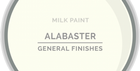 Alabaster General Finishes Pint
