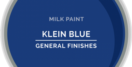 Klein Blue General Finishes Pint