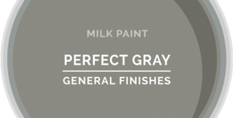 Perfect Gray General Finishes Pint