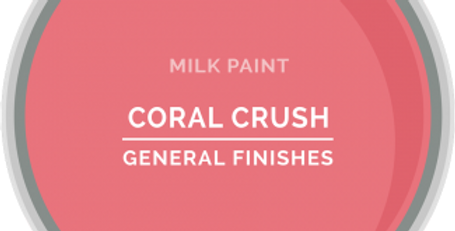Coral Crush General Finishes Pint