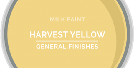 Harvest Yellow General Finishes Quart