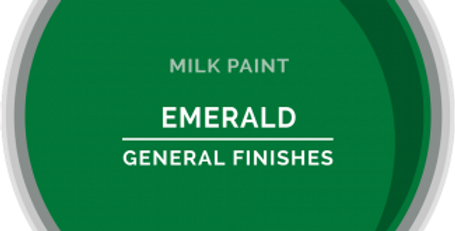 Emerald General Finishes Pint