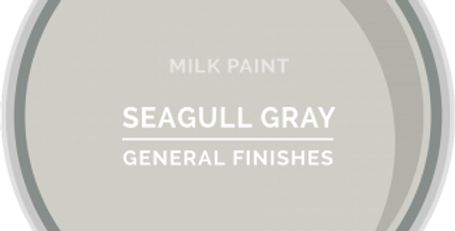 Seagull Gray General Finishes Pint