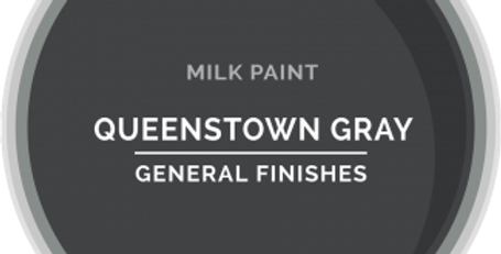 Queenstown Gray General Finishes Quart