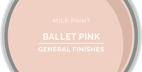 Ballet Pink General Finishes Quart