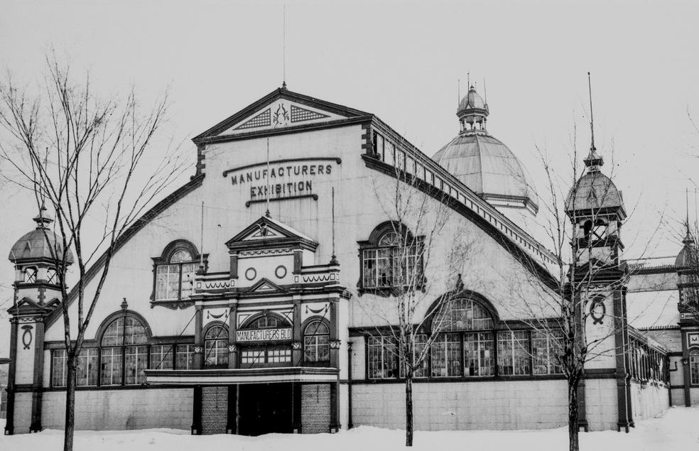ABERDEEN PAVILION - 1898