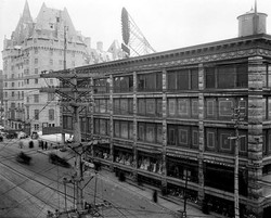 MOSES EDEY - DALY BUILDING 1905