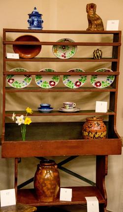 Open Storage Cupboard