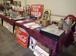 Antique Collection of Signs