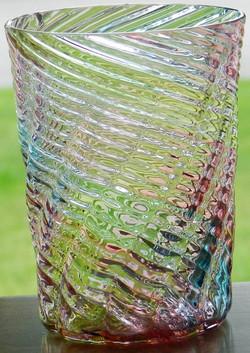 VICTORIAN GLASS TUMBLER
