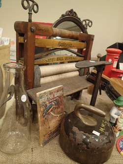 Antique Furniture for Laundry