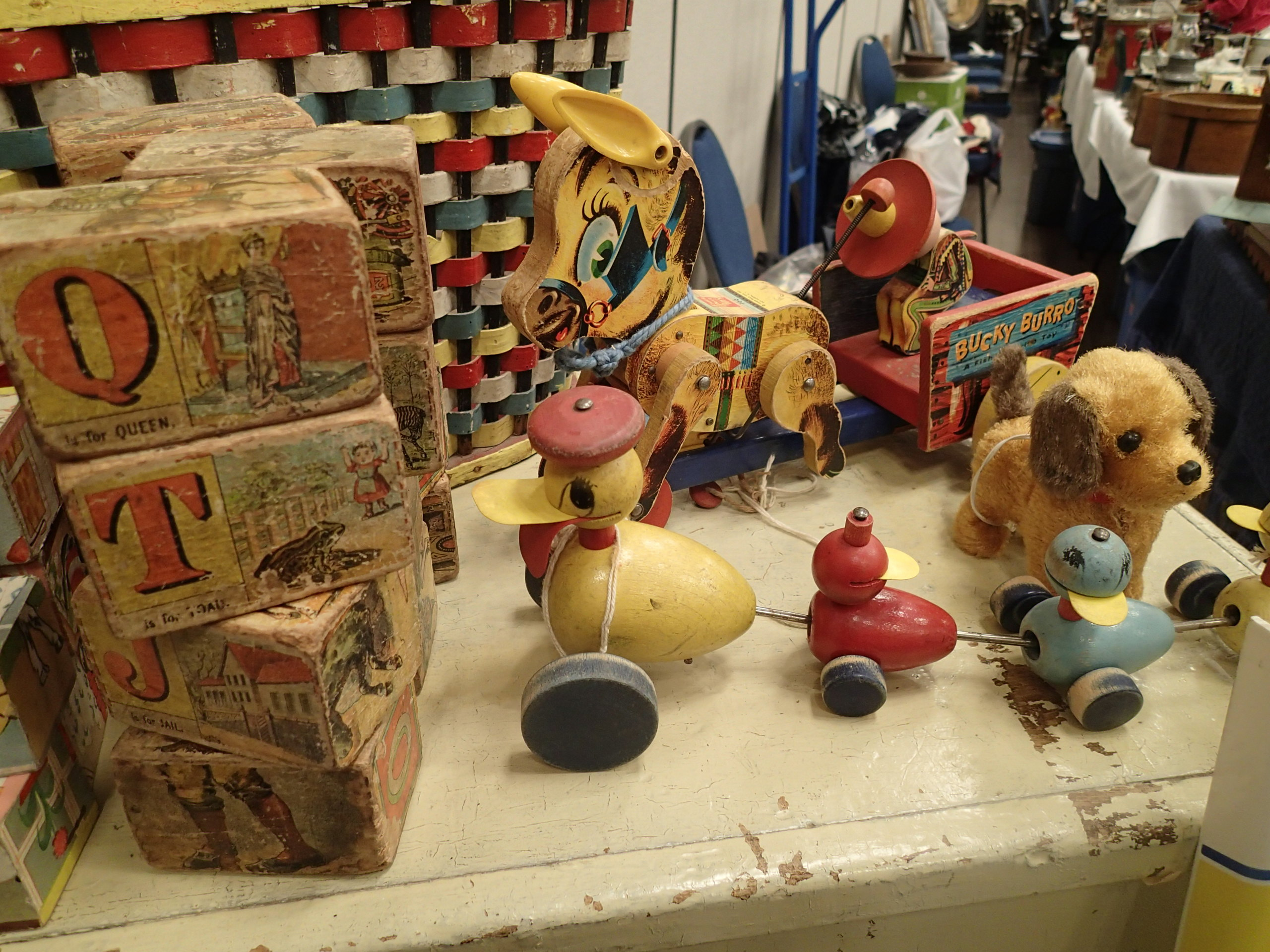 Antique Children's Toys