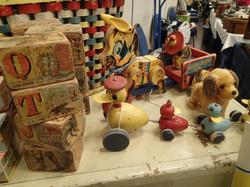 Antique Children's Toys