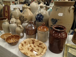 Stoneware Collection of Crocks