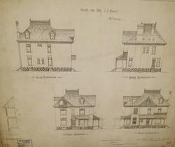 MOSES EDEY - J. J. HENEY HOUSE