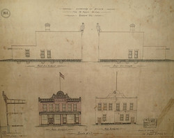 MOSES EDEY - ARCHITECTURAL DRAWINGS