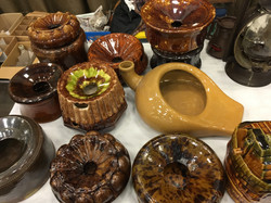 Antique Spittoons and Bedpans