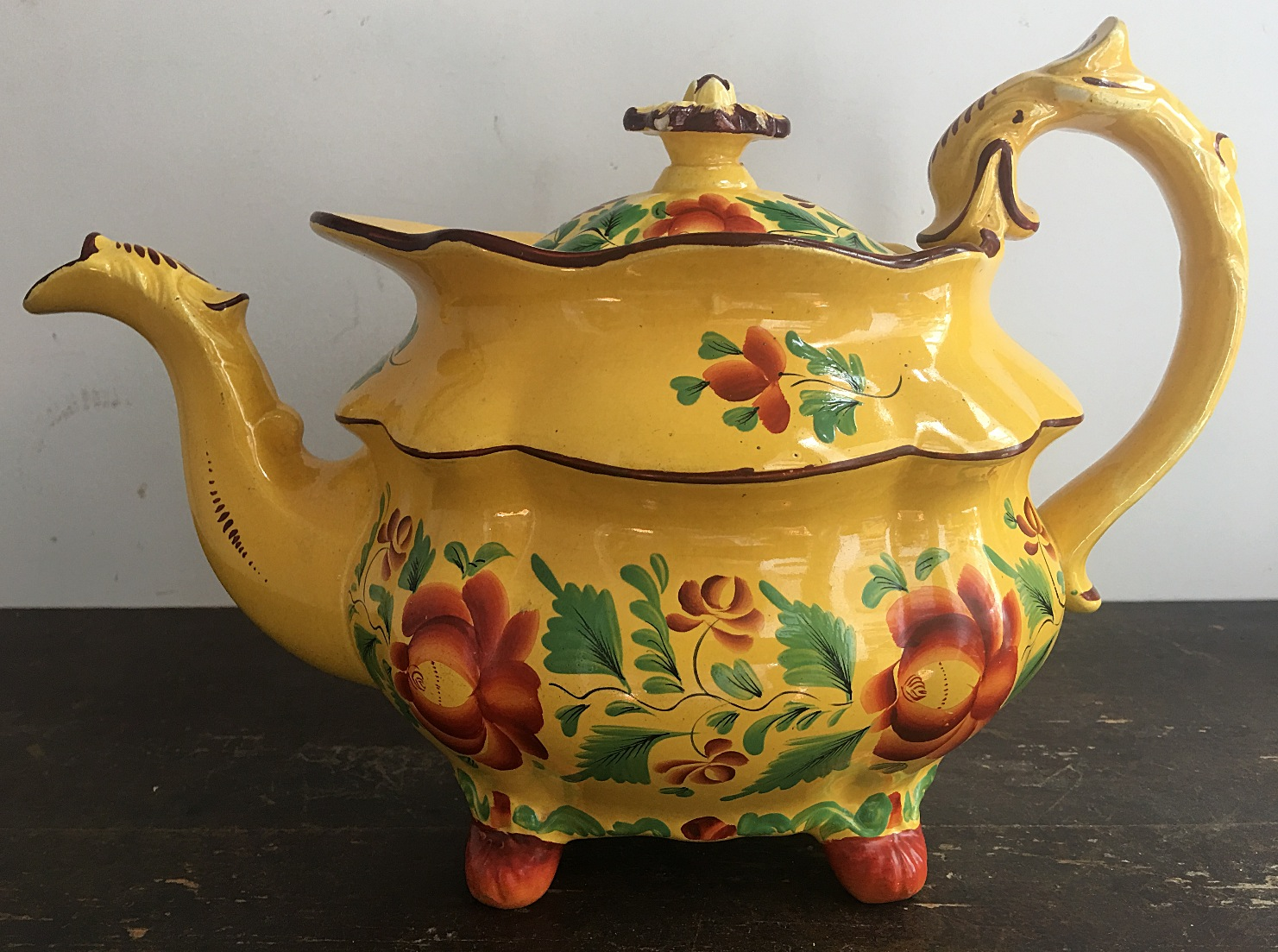 CANARY TEAPOT