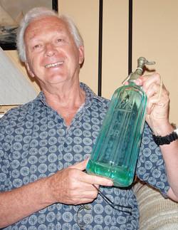 Syphon Seltzer Bottle