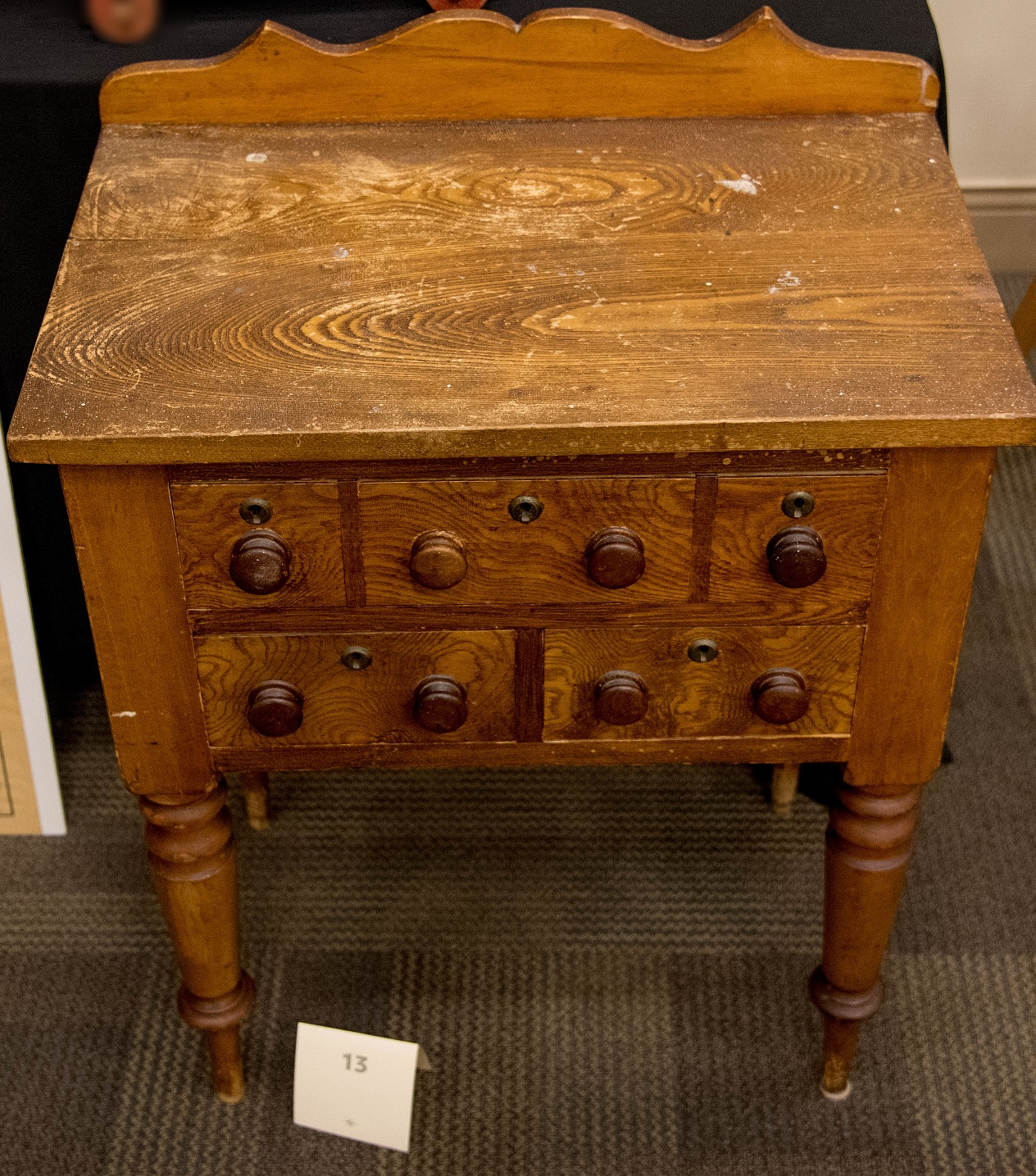 Elm Work Table