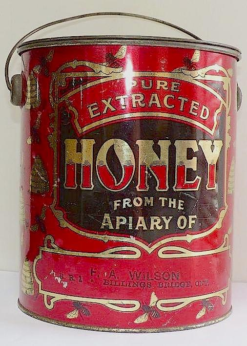 HONEY PAIL