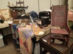 Antique Primitive Wooden Furniture