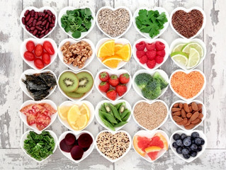 Eating your way to health through Super Foods