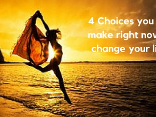 Its all about choices