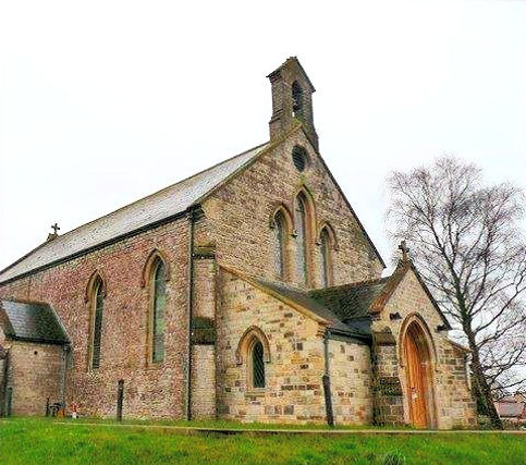 Christ Church, Coxley