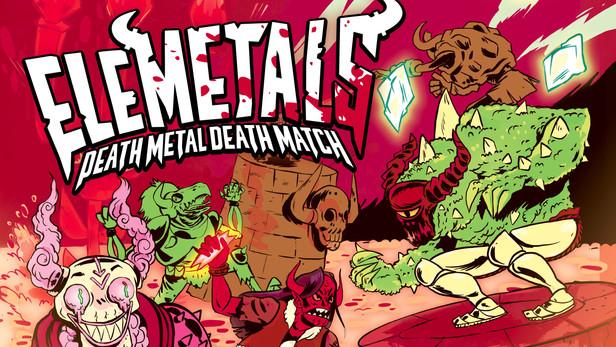 EleMetals: Death Metal Death Match