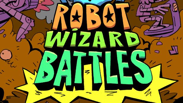 Robot Wizard Battles