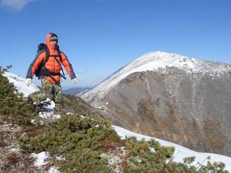 Из лета в зиму. Поход на гору Столовая.