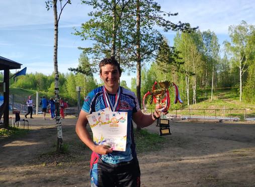 Победа на Кубке России по гребному слалому!