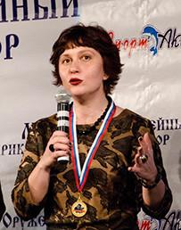 Евгения Чекмарева