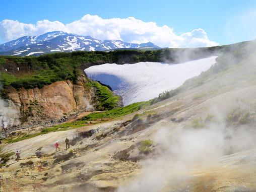 Камчатка 2020. Часть 3, геотермальная.