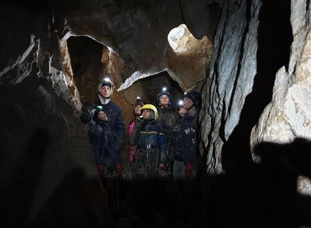 Пещера Прощальная
