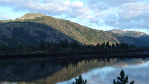 Озеро - исток реки