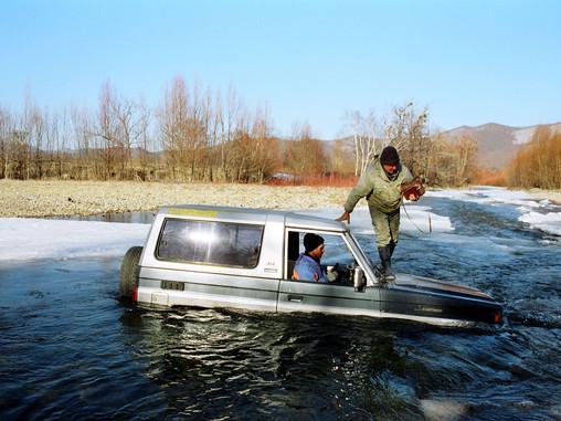 """Случай на реке Ван-Чин. Из серии """"Путешествие"""""""