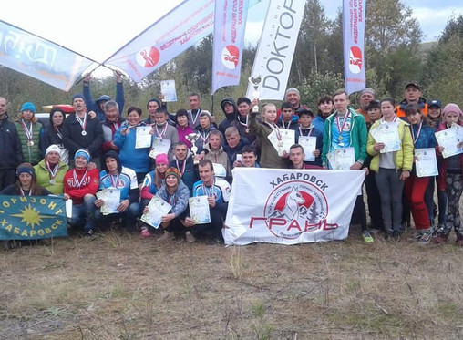 Чемпионат края по водному туризму